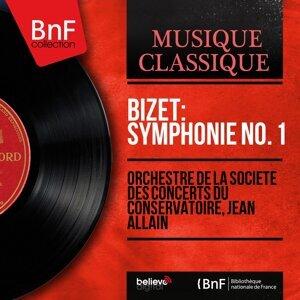 Orchestre de la Société des concerts du Conservatoire, Jean Allain 歌手頭像