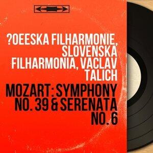 Česká filharmonie, Slovenská Filharmónia, Václav Talich 歌手頭像