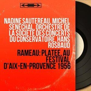 Nadine Sautereau, Michel Sénéchal, Orchestre de la Société des concerts du Conservatoire, Hans Rosbaud 歌手頭像