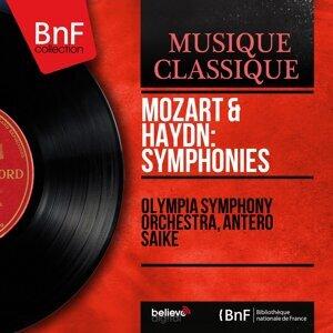 Olympia Symphony Orchestra, Antero Saike 歌手頭像