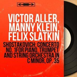Victor Aller, Manny Klein, Felix Slatkin 歌手頭像