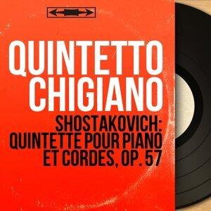 Quintetto Chigiano, Riccardo Brengola, Mario Benvenuti, Giovanni Leone, Lino Filippini, Sergio Lorenzi 歌手頭像