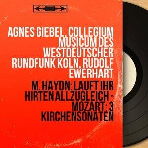 Agnes Giebel, Collegium Musicum des Westdeutscher Rundfunk Köln, Rudolf Ewerhart 歌手頭像
