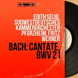 Édith Selig, Südwestdeutsches Kammerorchester Pforzheim, Fritz Werner 歌手頭像