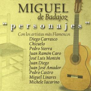 Miguel De Badajoz 歌手頭像