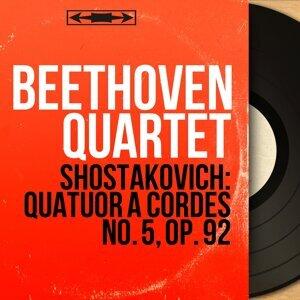 Beethoven Quartet, Dmitri Tsyganov, Vasily Shirinsky, Vadim Borisovsky, Sergei Shirinsky 歌手頭像