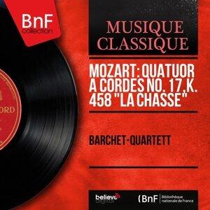 Barchet-Quartett, Helmut Reimann, Hermann Hirschfelder, Reinhold Barchet, Will Beh 歌手頭像