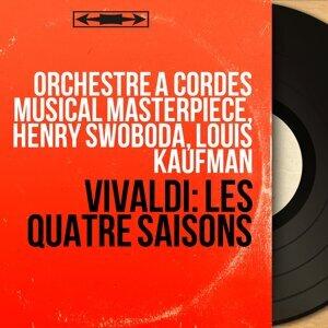 Orchestre à cordes Musical Masterpiece, Henry Swoboda, Louis Kaufman 歌手頭像