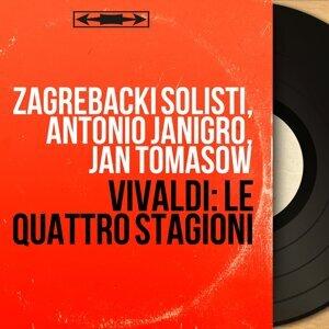 Zagrebački Solisti, Antonio Janigro, Jan Tomasow 歌手頭像