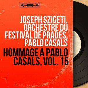 Joseph Szigeti, Orchestre du Festival de Prades, Pablo Casals 歌手頭像