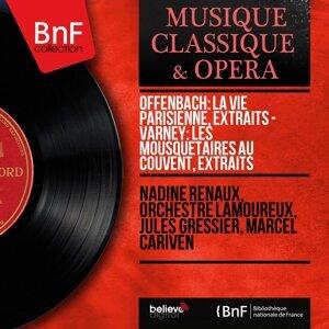 Nadine Renaux, Orchestre Lamoureux, Jules Gressier, Marcel Cariven 歌手頭像