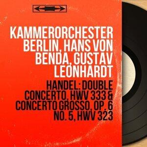 Kammerorchester Berlin, Hans von Benda, Gustav Leonhardt 歌手頭像