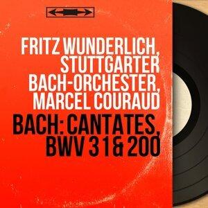 Fritz Wunderlich, Stuttgarter Bach-Orchester, Marcel Couraud 歌手頭像