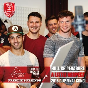 Hull KR Players feat. Erasure 歌手頭像
