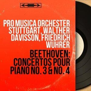 Pro Musica Orchester Stuttgart, Walther Davisson, Friedrich Wührer 歌手頭像