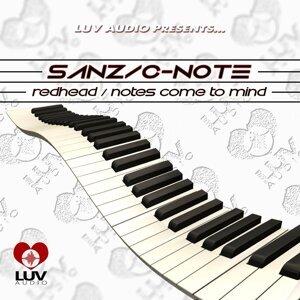 Sanz & C-Note 歌手頭像