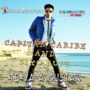 Capitan Caribe, Siko Ruiz 歌手頭像