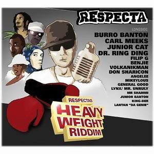 Respecta's Heavy Weight Riddim 歌手頭像