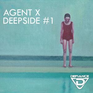 Agent X 歌手頭像