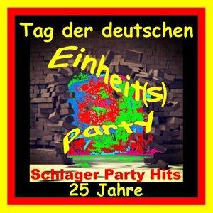 Schmitti, Helga Brauer, DJ Happy Vibes, DJ Ron Wagsville & Der Bürgermeister 歌手頭像