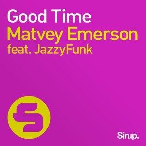 Matvey Emerson feat. JazzyFunk 歌手頭像