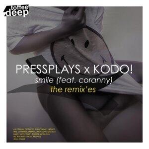 PressPlays, Kodo! & Coranny 歌手頭像