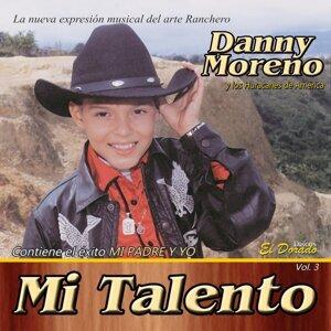 Danny Moreno, Los Huracanes de América 歌手頭像