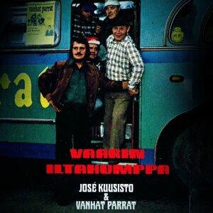 José Kuusisto, Vanhat parrat 歌手頭像