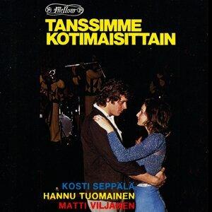 Hannu Tuomainen, Kosti Seppälä 歌手頭像