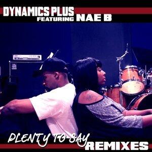 Dynamics Plus feat. Nae B 歌手頭像