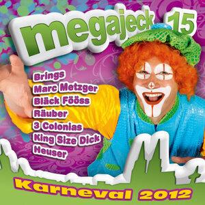 Megajeck 歌手頭像