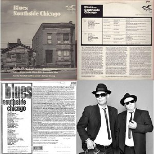 BLUES SOUTHSIDE CHICAGO 歌手頭像