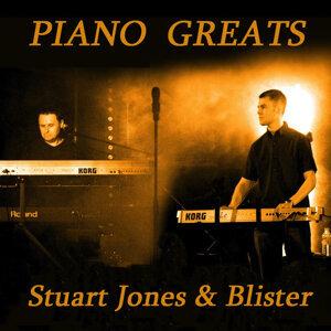 Stuart Jones, Blister 歌手頭像