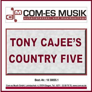 Tony Cajee's Country Five 歌手頭像