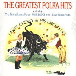 Larry Chesky & His Orchestra 歌手頭像