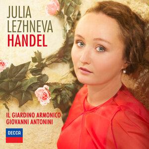 Julia Lezhneva, Il Giardino Armonico, Giovanni Antonini 歌手頭像