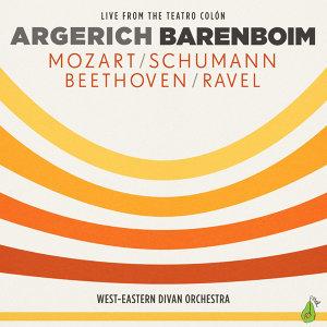 Martha Argerich, Daniel Barenboim, West-Eastern Divan Orchestra 歌手頭像
