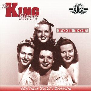 The King Sisters, Frank Devol's Orchestra 歌手頭像