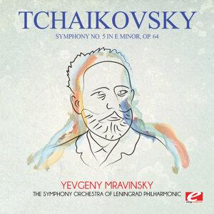 The Symphony Orchestra of Leningrad Philharmonic, Yevgeny Mravinsky 歌手頭像