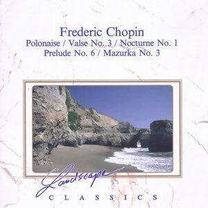 Frederic Chopin: Polonaise - Valse No. 3 - Nocturne No. 1 - Prelude No. 6 - Mazurka No. 3 歌手頭像