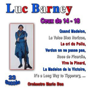 Luc Barney, Orchestre Mario Bua 歌手頭像
