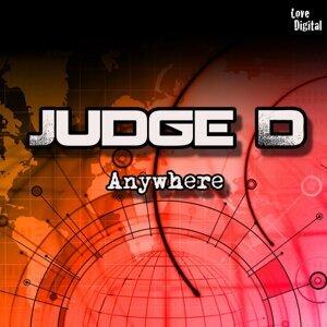 Judge D 歌手頭像