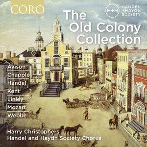 Handel and Haydn Society, Harry Christophers 歌手頭像