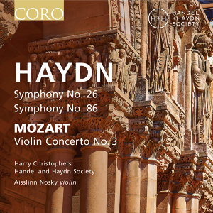Handel and Haydn Society, Harry Christophers 歌手頭像