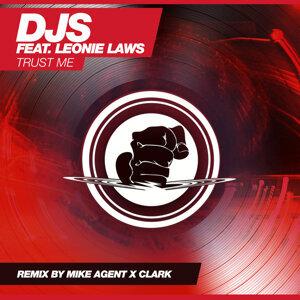 DJS featuring Leonie Laws 歌手頭像