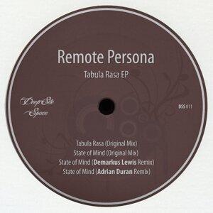 Remote Persona 歌手頭像