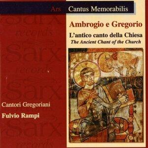 Cantori Gregoriani & Fulvio Rampi 歌手頭像