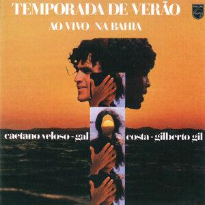 Gal Costa & Gilberto Gil & Caetano Veloso 歌手頭像