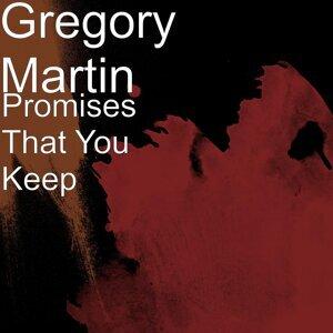 Gregory Martin 歌手頭像