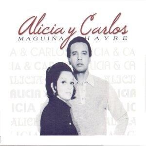 Alicia Maguiña, Carlos Hayre 歌手頭像